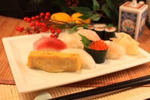 上寿司 1800円