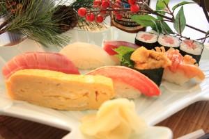 特上寿司 2,800円